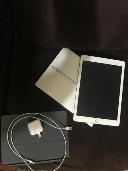 iPad Apple A1823 128g Wi-fi E Celular Único Dono Com Nota