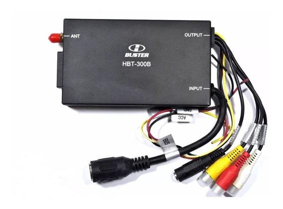 Modulo Receptor De Tv Digital Dvd H-buster Hbt-300b