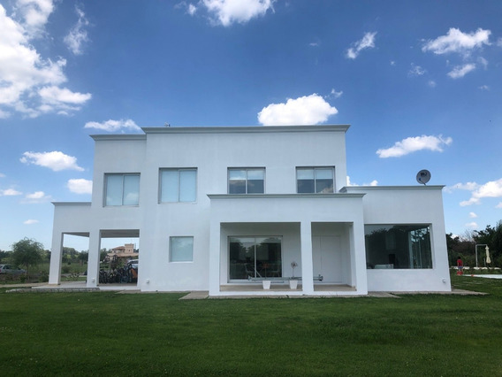 Hermosa Casa En Club De Campo La Martona Dueño Directo!