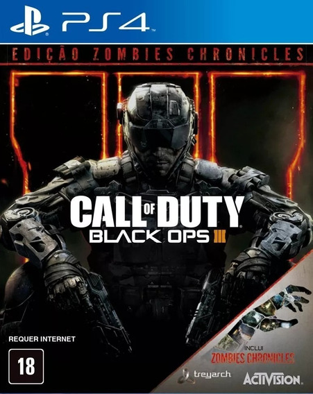 Call Of Duty®: Black Ops Iii - Zombies Chronicles | Ps4 1 |