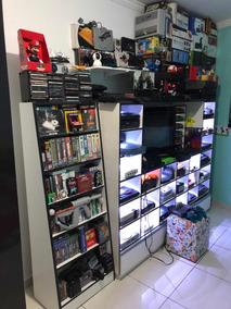 Coleção Neo Geo Aes, Jaguar, Mega Cd, 3do, Vec Trex Cdla100