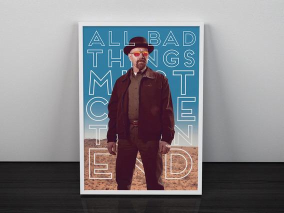 Poster Series Walking Dead 21x32 Papel Fotograf -visualpunk