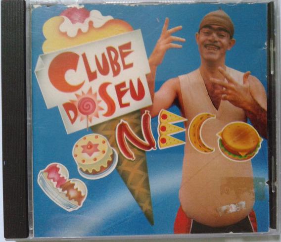 Cd Clube Do Seu Boneco (original)
