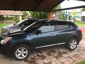 Nissan Rogue Advance 2014 Piel