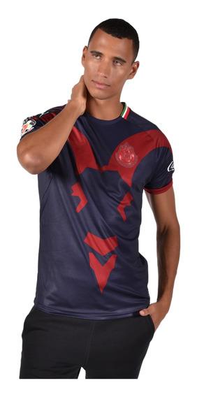 Playera Chivas - Puma - 704089 01 - Azul Hombre