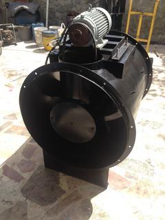Extractor Industrial, Extractores, Ventiladores Axial