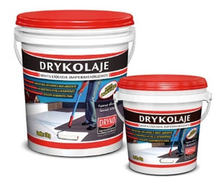 Manta Líquida Impermeabilizante Térmica - Dryko - 12kg