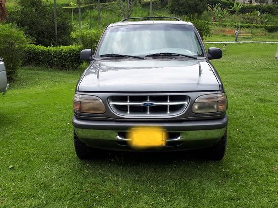 Ford Explorer Modelo 1997