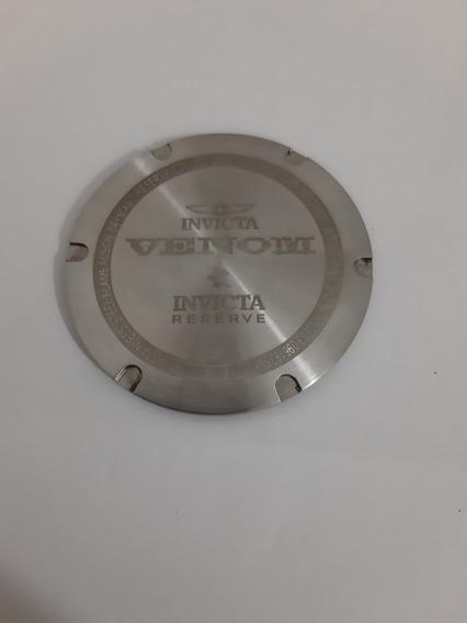 Tampa Traseira Do Invicta Venom Hybrid 16804/16805