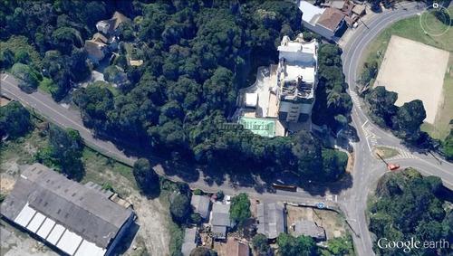 Terreno À Venda Com 2100m² Por R$ 750.000,00 No Bairro Cascatinha - Curitiba / Pr - 217
