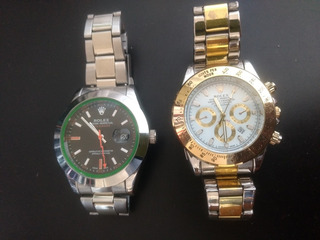 2 Relojes Role X 750 Pesos
