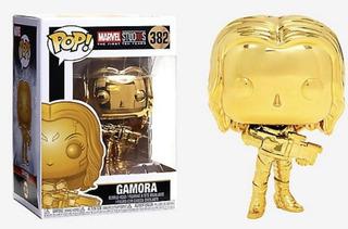 Figura Funko Pop 382 Marvel Ms - Gamora Oferta!