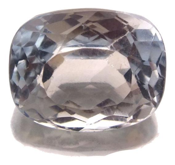 Agua Marinha Baguete Briolet Pedra Preciosa Natural J6829