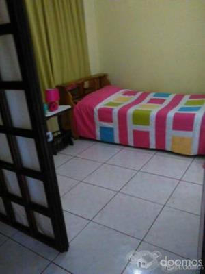 Habitación Para Mujer Sin Vicios 7256 4633