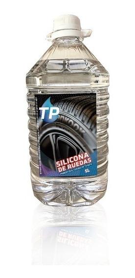 Silicona Para Neumáticos Premiun Extra Brillo Top Position