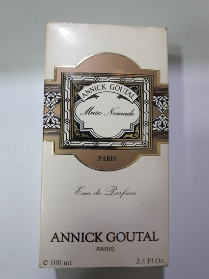 Perfume Annick Goutal Musc Nomade 100ml Edp Vintage
