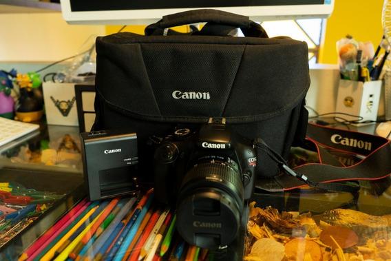 Câmera Canon T3 + Lente 18-55