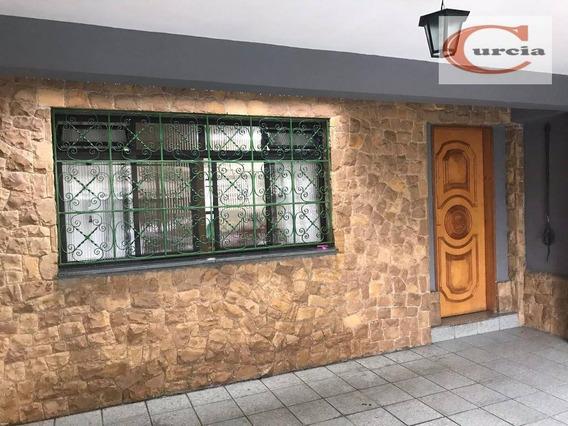 Sobrado Com 3 Dormitórios Para Alugar, 180 M² Por R$ 4.000/mês - Saúde - São Paulo/sp - So0416