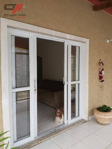 Chácara Com 3 Dormitórios À Venda, 1467 M² Por R$ 980.000,00 - Barreiro - Taubaté/sp - Ch0015