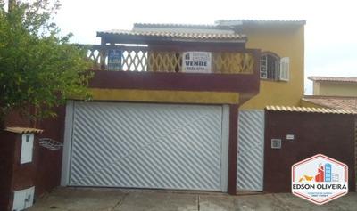 Casa 03 Dormitórios, Suíte Com Closet Em Jundiaí Sp - C-034