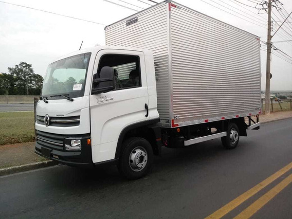 Vw Delivery Express Trend 2020 Zero Km Baú Covelp Americana