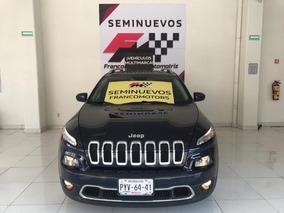 Jeep Cherokee Limited Ta 2016
