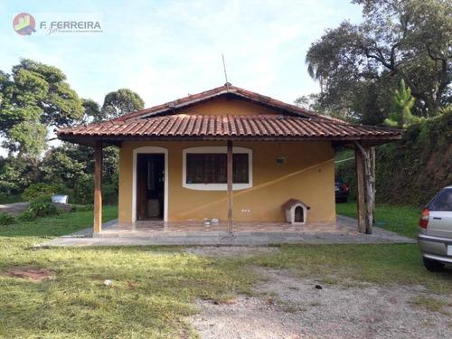 Chácara 3000m²- Lagoa - Itapecerica Da Serra/sp - Ch0060