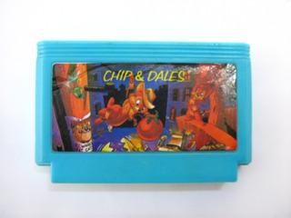 Chip Y Dales, Cartucho Para Family