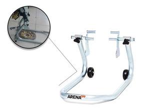 Cavalete Para Moto Suspensão Dianteira Universal Arena299