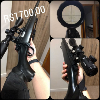 Sniper Mb-02 Well Airsoft