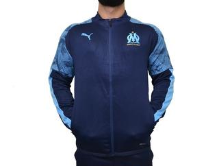 Agasalho Do Olympique De Marseille Original - Novo Promoção