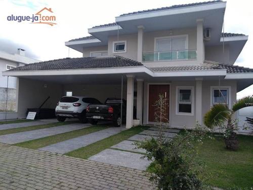 Casa Com 4 Dormitórios À Venda, 338 M² Por R$ 1.890.000,00 - Urbanova - São José Dos Campos/sp - Ca3292