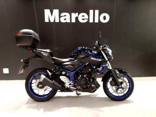 Yamaha Mt 03 2019 Honda Cb 500 R