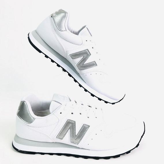 Tênis New Balance Branco Feminino