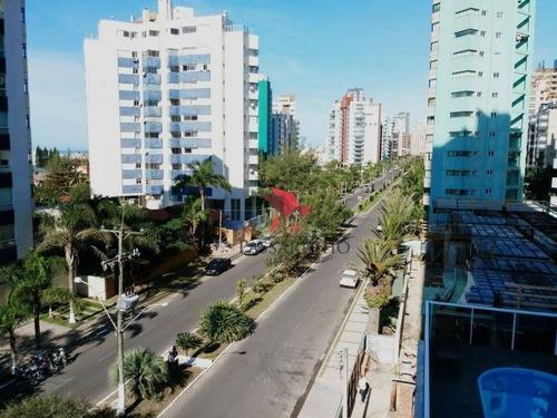 Apartamento Com 3 Dormitórios À Venda, 160 M² Por R$ 1.458.000,00 - Praia Grande - Torres/rs - Ap1004