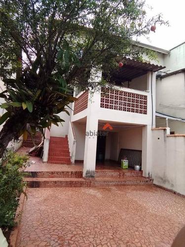 Sobrado Com 2 Dormitórios, 115 M² - Venda Por R$ 530.000 Com Edícula - Jardim Taboão - São Paulo/sp - So0245