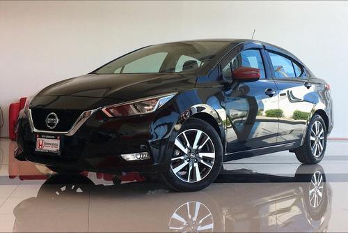 Imagen 1 de 15 de Nissan Versa Advance Cvt 2020