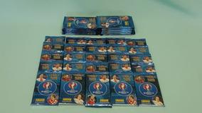 60 Booster Euro 2016 Adrenalyn Envelopes Lacrados Cards