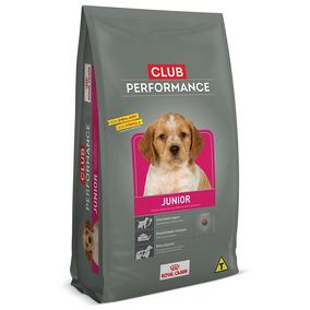 Ração Royal Canin Club Performance Junior Cães Filhotes - 15