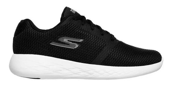 Tenis Skechers Go Run 600 Refine X Performance Caballero