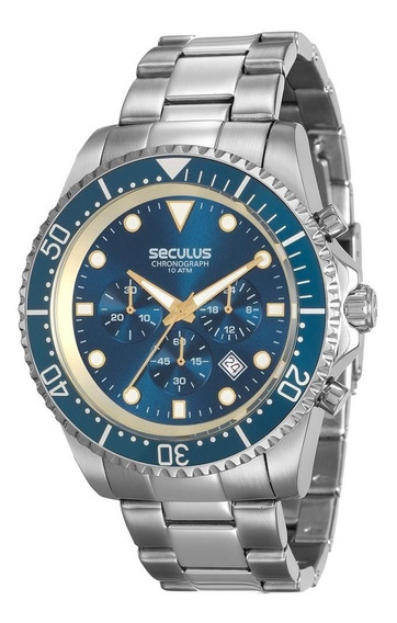 Relógio Seculus 13024g0svna3