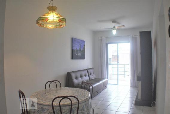 Apartamento Para Aluguel - Canasvieiras, 1 Quarto, 57 - 893021587