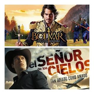 Series Tv Bolivar 2019 Y El Señor De Los Cielos Full Hd