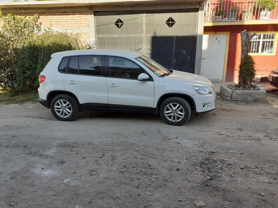 Volkswagen Tiguan 2.0 Nive At 2011