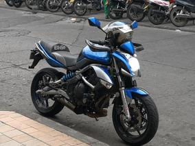 Moto Kawsaky Er6n 2010 Excelente Condiciones