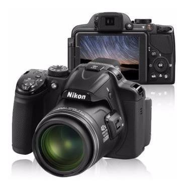 Câmera Nikon Colpix P520 18.1mp (para Retirada De Pecas)