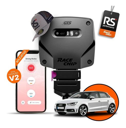 Chip De Potência Audi A1 Tfsi Racechip Gts V2 + Aplicativo