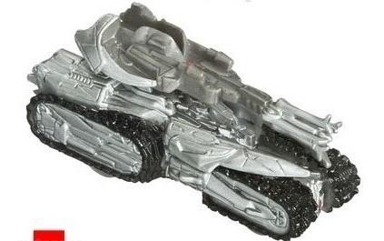 Miniatura Megatron (veículo) Transformers Em Escala 1/64