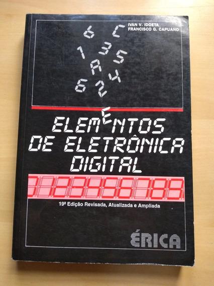 Livro Elementos De Eletrônica Digital 19ª Edição
