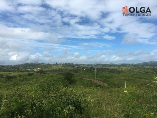 Imagem 1 de 15 de Terreno No Condomínio Campos Do Valle 2, À Venda - Gravatá/pe - Te0394